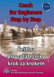 Czech for Beginners Step by Step (A1-A2)
