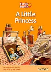 Family and Friends 4: Reader B - A Little Princess