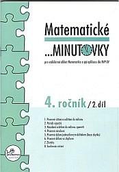 4eb81891bea Matematické minutovky 4. ročník   2. díl