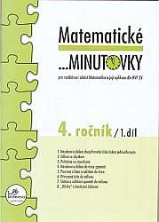 e4ec3341ed6 Matematické minutovky 4. ročník   1. díl