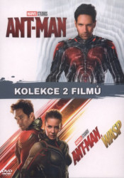 Ant-Man / Ant-Man a Wasp - DVD