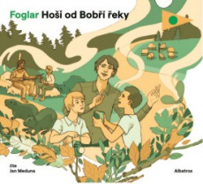 Hoši od Bobří řeky - CD mp3