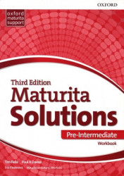 Maturita Solutions Pre-Intermediate - Workbook