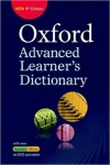 Oxford Advanced Learner's Dictionary - 9th Edition