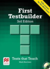 Testbuilders First Testbuilder 3rd Edition Student's Book Pack without Key