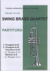 Swing brass quartet
