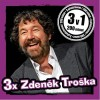 3x Zdeněk Troška - CD mp3