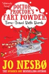 Doctor Proctor´s Fart Powder: Time-Travel Bath Bomb