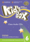 Kid s Box Level 6  - Class Audio CDs (4)