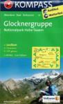 Glocknergruppe - Nationalpark Hohe Tauern 1:50 000