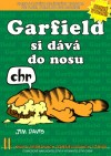 Garfield si dává do nosu (č. 11)
