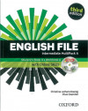 English File Intermediate - MultiPack A with Online Skills