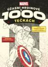 Marvel - Úžasní hrdinové v 1000 tečkách