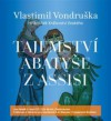 Tajemství abatyše z Assisi - CD mp3