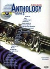 ANTHOLOGY 3 clarinet, klarinet + CD