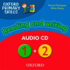 Oxford Primary Skills 1+2 - Class Audio CD