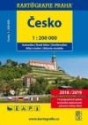 Česko - autoatlas 2018/2019 1:200 000
