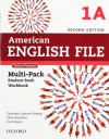 American English File 1A - Multi-Pack