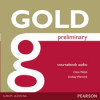 Gold Preliminary - Coursebook Audio CD
