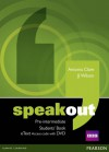 Speakout Pre-Intermediate: Students´ Book - eText Access Card with DVD