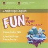 Fun for Flyers - Class Audio CDs (2)