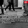 What Men Live By / Symfonie č. 1 - CD