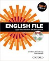 English File Upper-intermediate: Student´s Book with iTutor - Third Edition