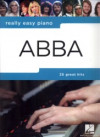 Abba - Really easy piano snadný klavír