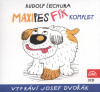 Maxipes Fík - komplet - 3 CD