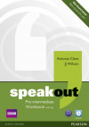 Speakout Pre-Intermediate - Workbook with Key