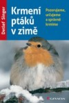 Krmení ptáků v zimě