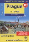 Prague - City Centre in Your Pocket 1:10 000