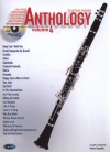 ANTHOLOGY 4 clarinet + CD Klarinet