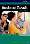 Business Result Pre-intermediate - Student´s Book with Online Practice
