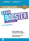 Cambridge English Exam Booster for Advanced with Answer Key with Audio
