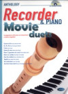 Recorder & Piano Movie duets +CD