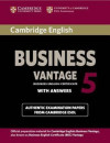 Cambridge Business 5 Vantage - Student´s Book with Answers