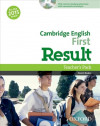 Cambridge English First Result - Teacher´s Pack