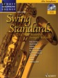 Swing standards + CD (alt saxofon)