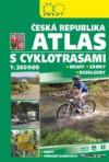 Česká republika - Atlas s cyklotrasami 1:240 000