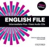 English File Intermediate Plus - Class Audio CDs (4) - Third Edition
