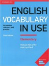 English Vocabulary in Use Elementary - 3rd Edition