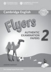 Cambridge English Young Learners 2  - Flyers Answer Booklet