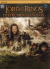 The Lord of the Rings - Instrumental Solos + CD (alto saxofon)