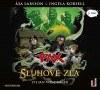 Pax - Sluhové zla - CD mp3