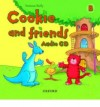 Cookie and friends B - Class audio CD