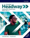 Headway Advanced - Multipack A + Online practice