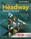 New Headway Advanced - Student´s Book with iTutor DVD-ROM - Fourth ed.