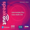 Speakout Intermediate Plus - Class Audio CD