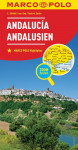 Andalusie 1:300 000